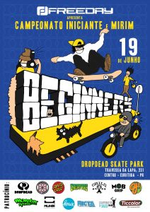 Drop Dead Beginners 2016