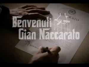 Gian Naccarato no time da Nineclouds