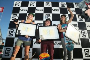 Vans Pro Skate Park Series Huntington Beach 2016
