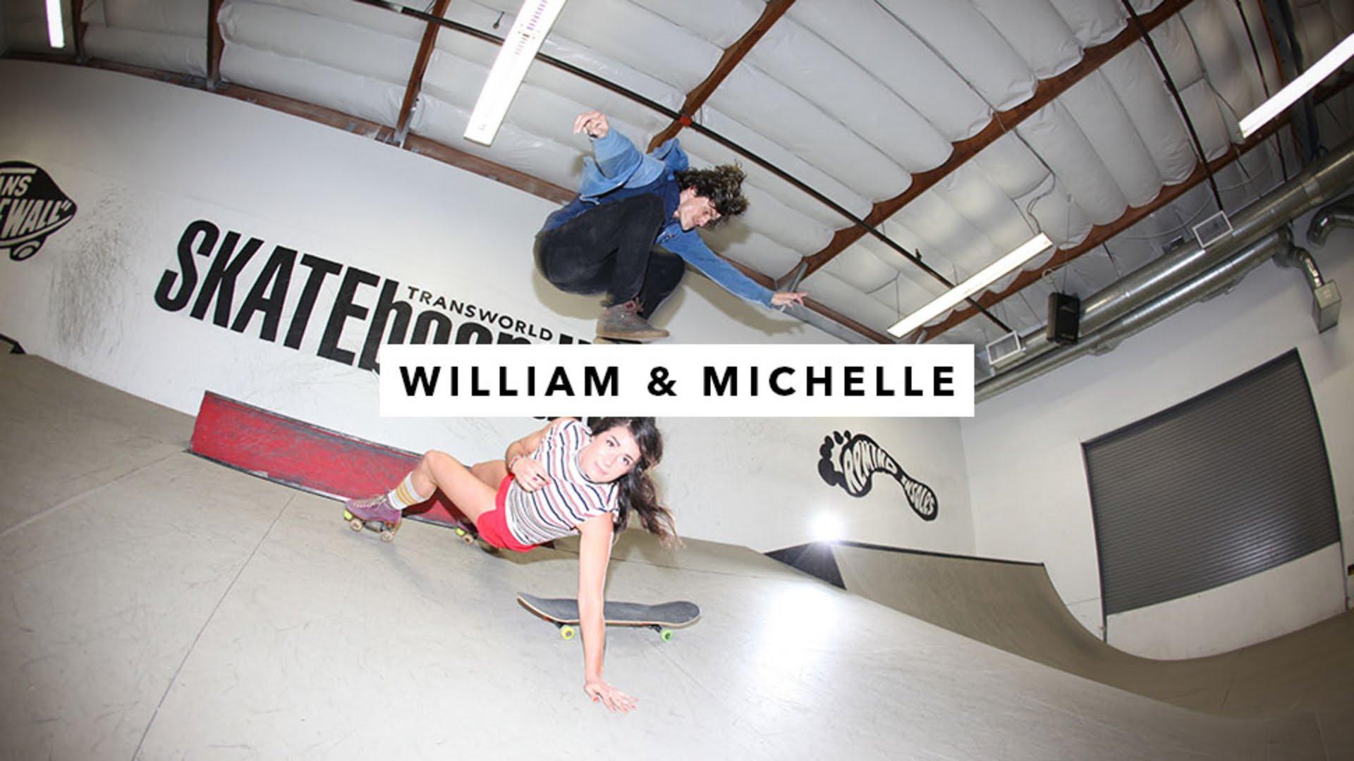 William Spencer e Michelle Steilen