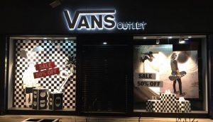 Reinauguração Outlet Vans Store – Itupeva