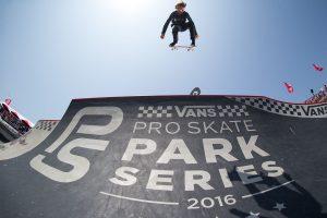 Vans Pro Skate Park Series Malmö 2016 – Grande Final