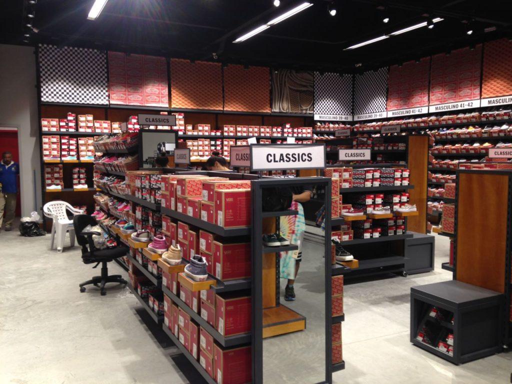 Vans Outlet Store - Duque de Caxias - Foto: Vans