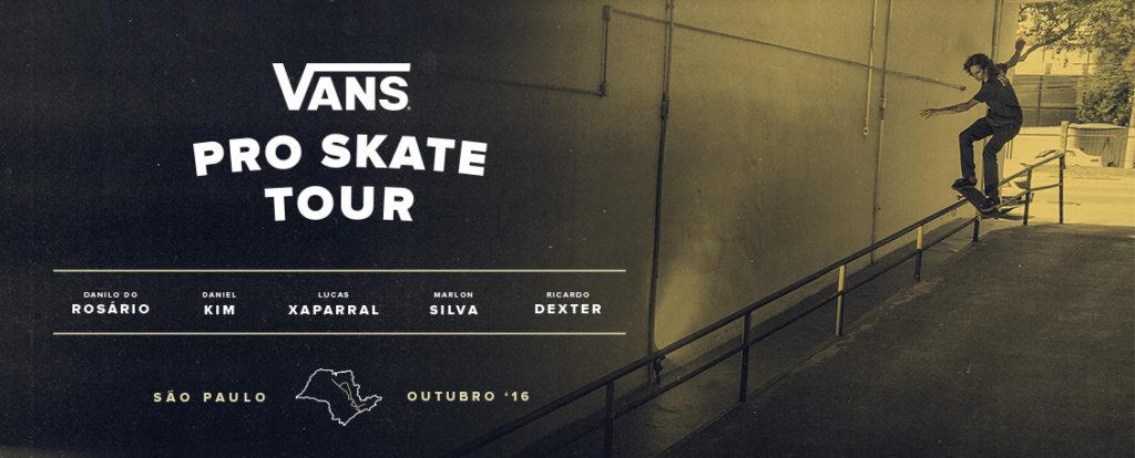 Vans Pro Skate Tour – São Paulo - Foto: Vans